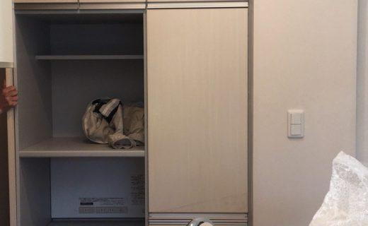 キッチン家電収納を充実させる