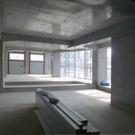 3階の内観