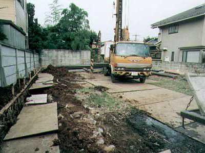 耐震性抜群なRC造地下室の作り方・その2