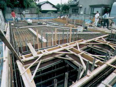 耐震性抜群なRC造地下室の作り方・その10