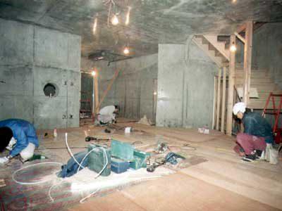 耐震性抜群なRC造地下室の作り方・その14
