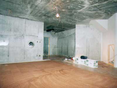 耐震性抜群なRC造地下室の作り方・その15